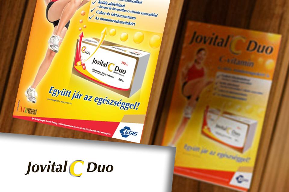 Jovital C Duo kihelyezés